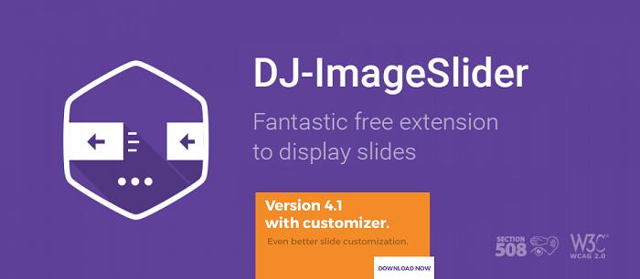 DJ Image Slider