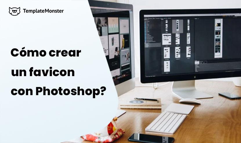 Como crear un favicon con Photoshop?