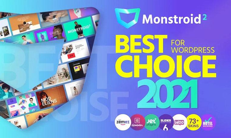cambiar colores en tema wordpress - Monstroid2