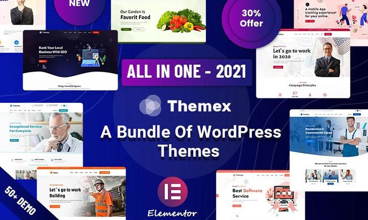 Themex Tema de WordPress