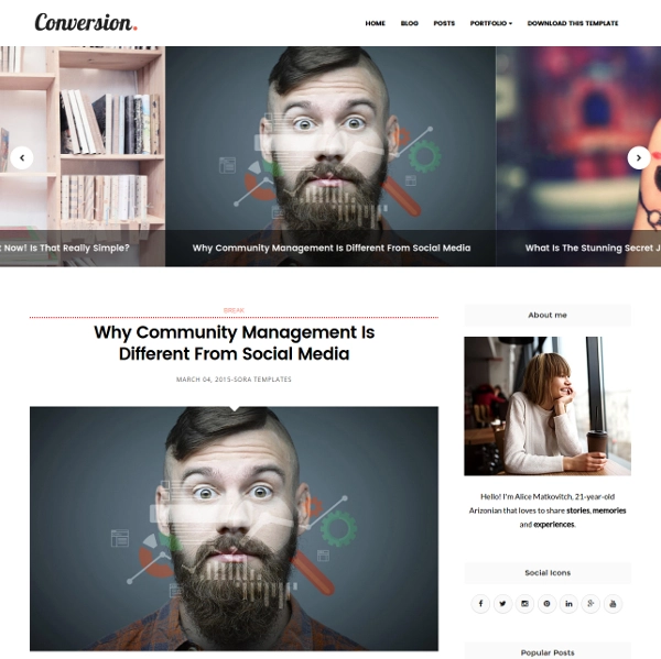 Conversion-Free-Blogger-Template