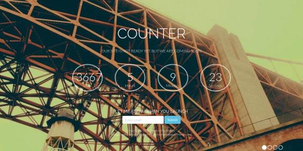 Counter-Blogger-Template