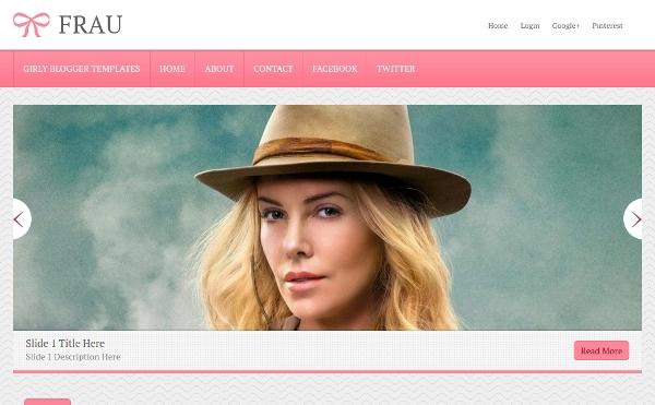 Frau-Blogger