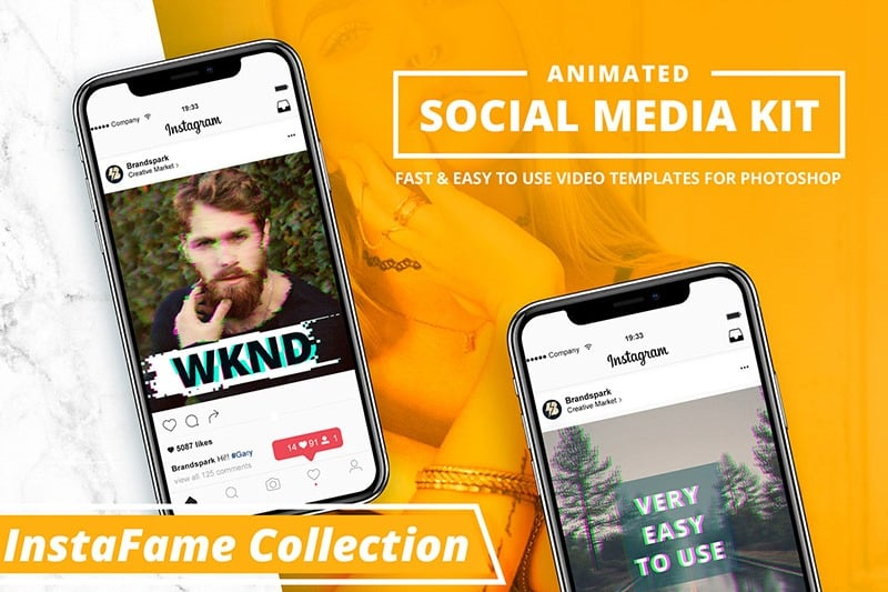 animated-instagram-video-template