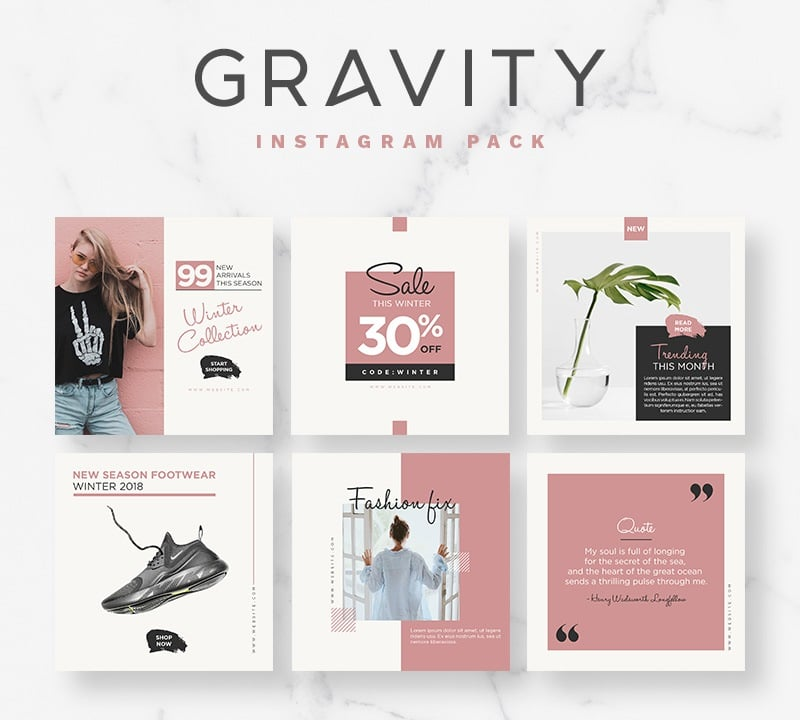 gravity-instagram-pack-social-me