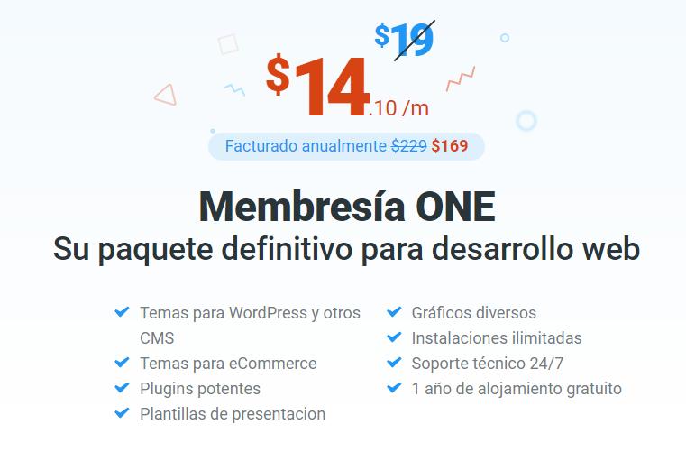 promo precio en membresia one