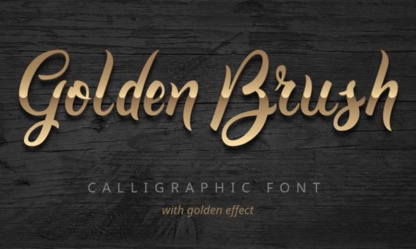 goldenbrush