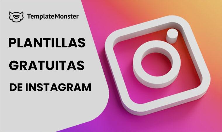 plantillas gratuitas de instagram