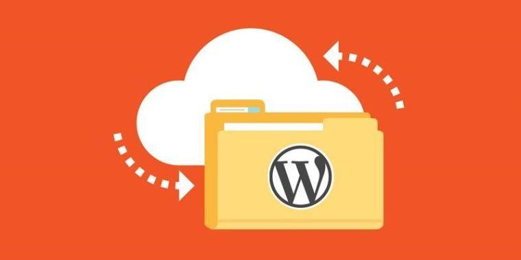 copia de seguridad antes de cambiar tema wordpress