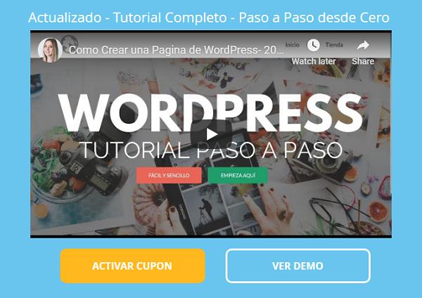 curso wordpress gratis de soygenio