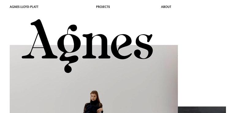 sitio web agnes lloyd pratt