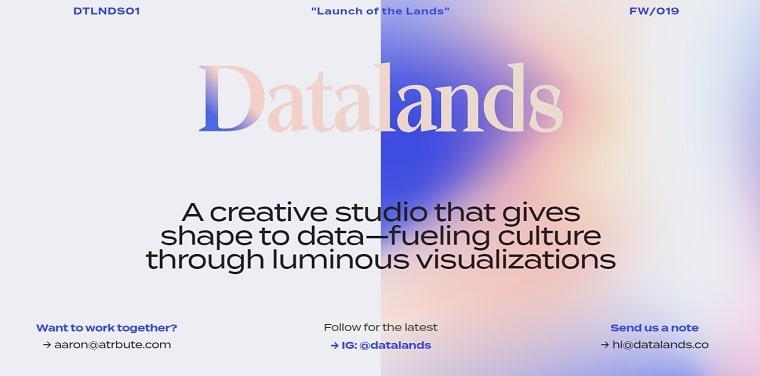sitio web datalands