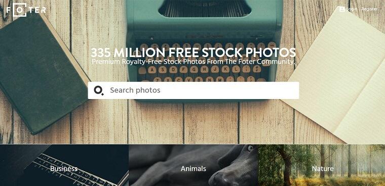 foter fotos gratis