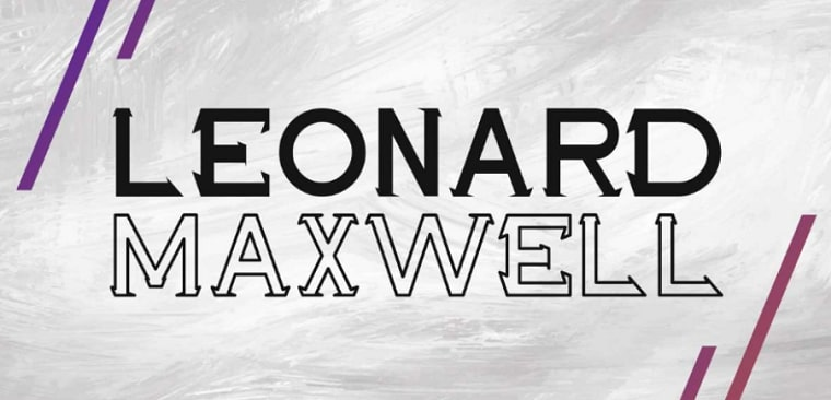 tipo de letra maxwell