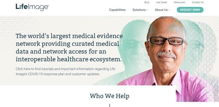 sitio web lifeimage