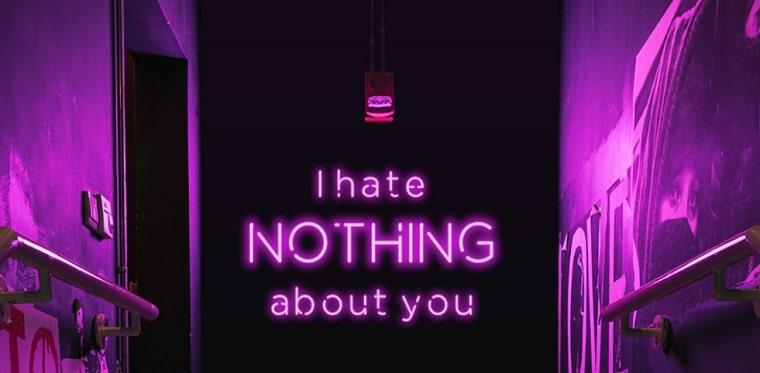 tipo de letra neon desmon