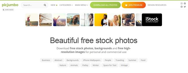 picjumbo fotos gratis