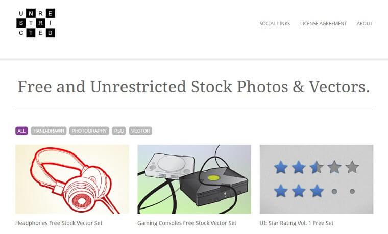 unrestricted fotos gratis
