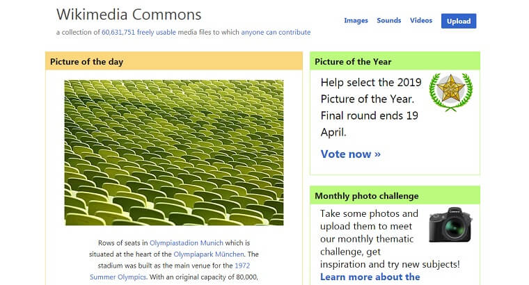 wikimedia fotos gratis