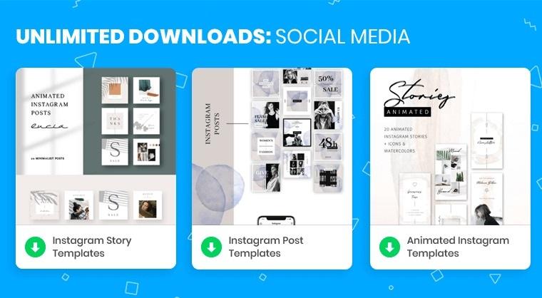 membresia one - plantillas para instagram