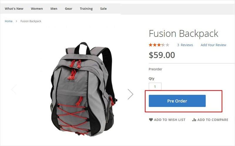 boton en pagina de producto