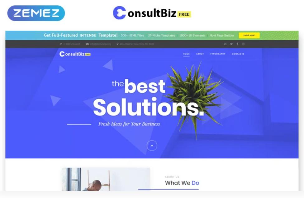 ConsultBiz HTML5 gratuit
