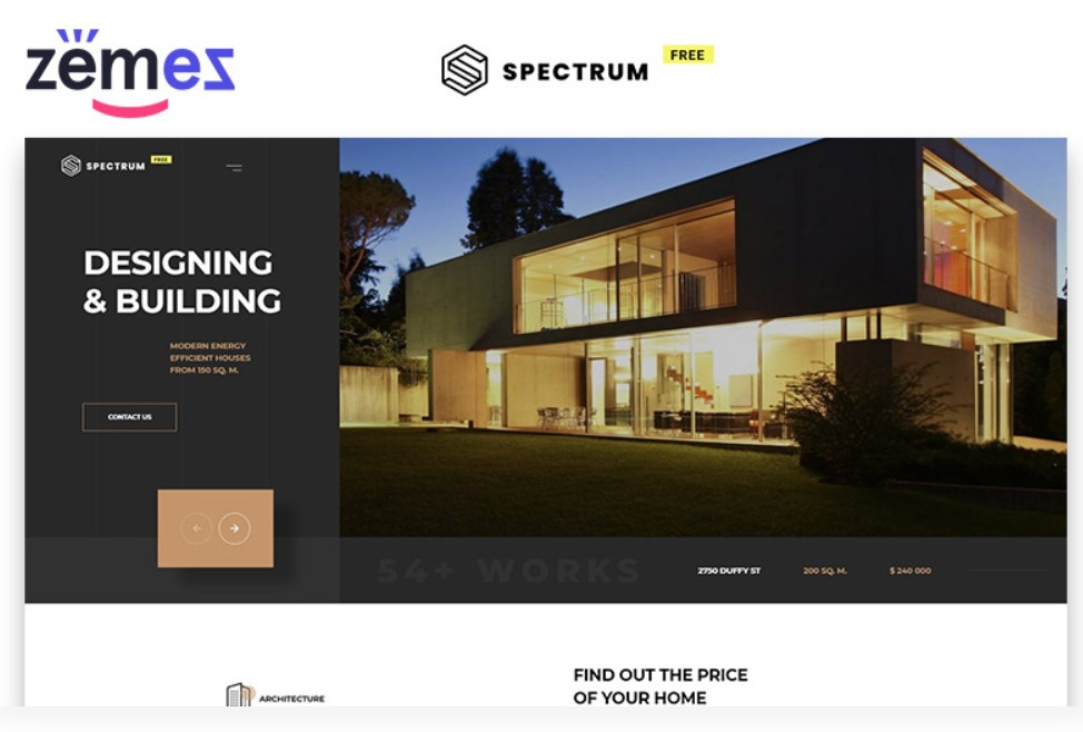 Spectrum HTML5 gratuit