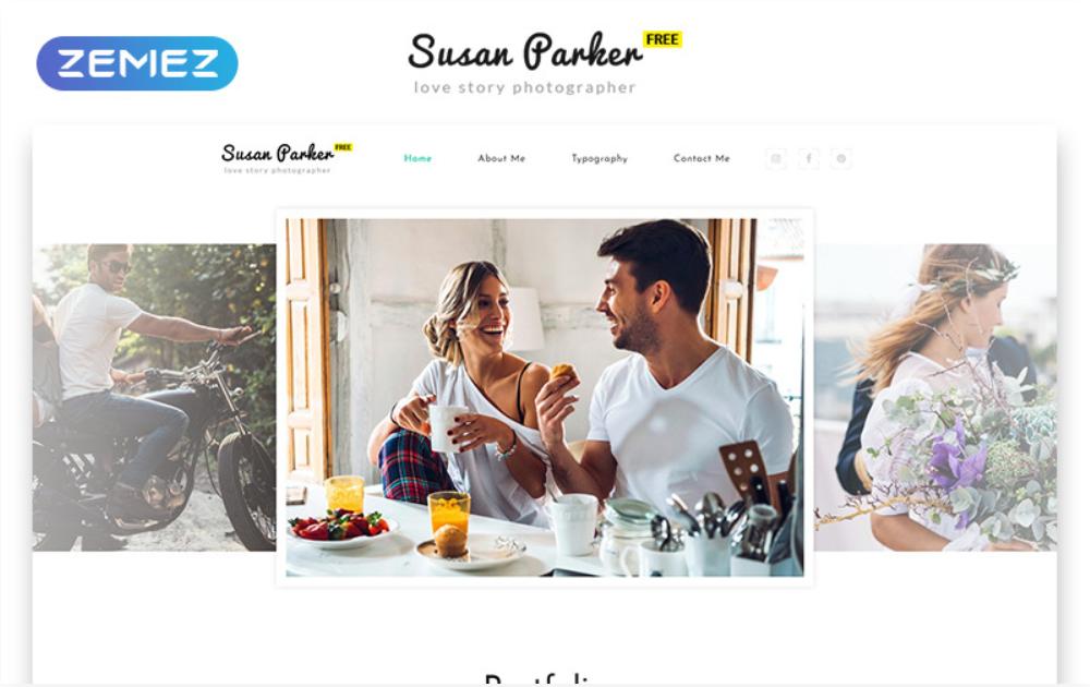 Susan Parker HTML5 gratuit