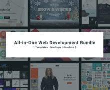 Il Nuovo Pacchetto Sviluppo Web All-in-One di TM