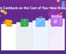 Partecipa al programma fedeltà e ricevi cashback per i tuoi acquisti