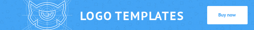 szablony logo - banner