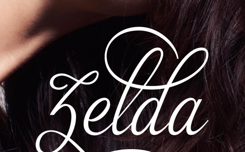 fonty dla logo - zelda