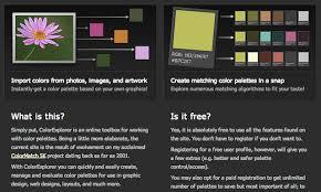 color explorer - schemat kolorowy 02