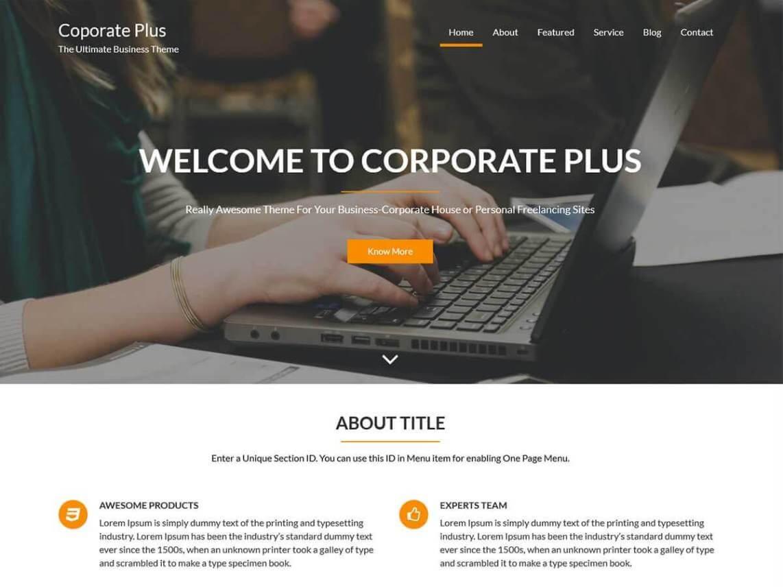Motyw Corporate Plus