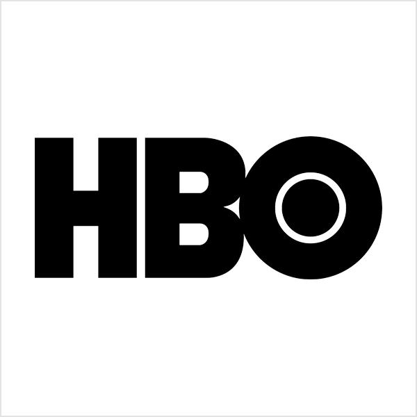 HBO - przykład logo typu monogram