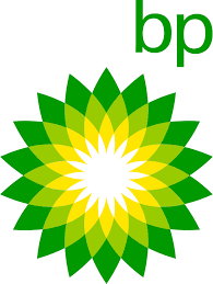 Logo BP - symetria radialna