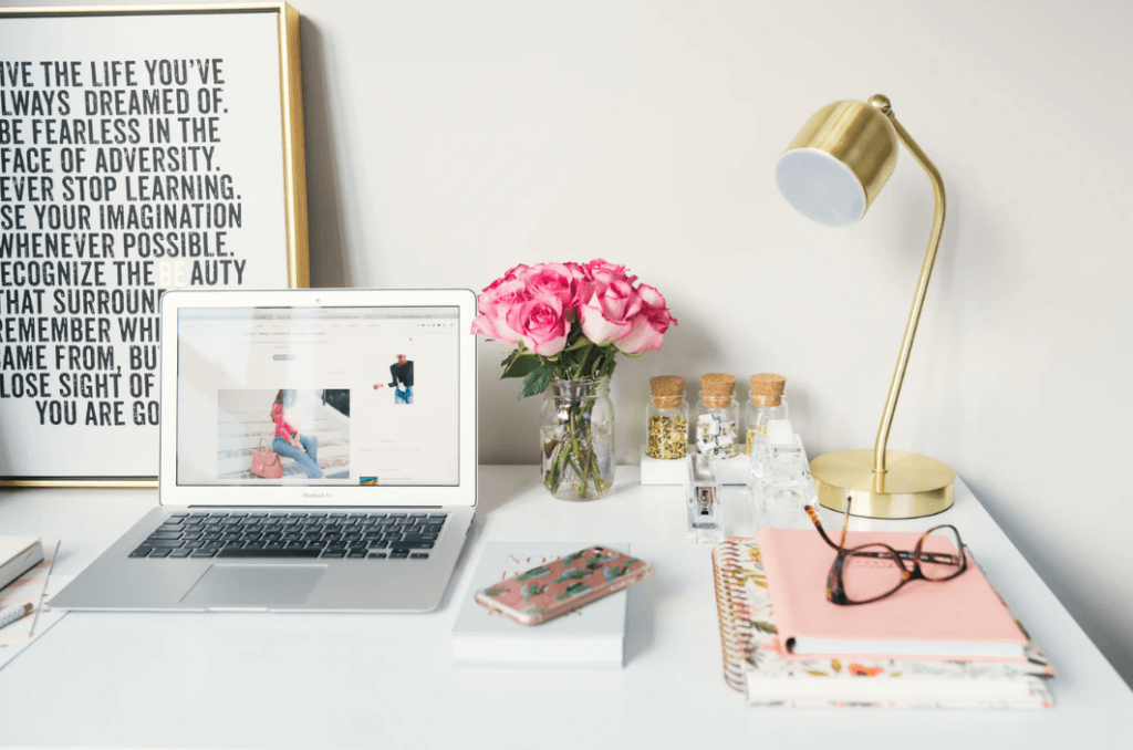 blog firmowy - laptop