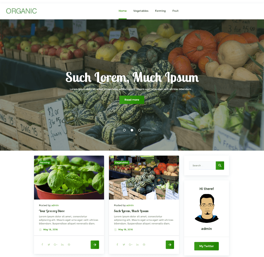 organic
