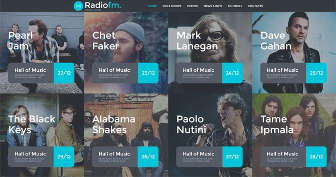 RadioFM-Website-Template