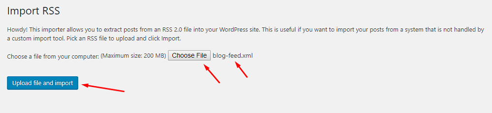 upload-file-and-import