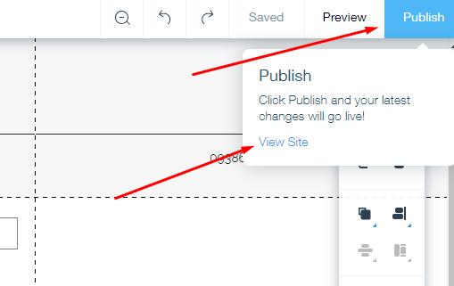 view-site-publish