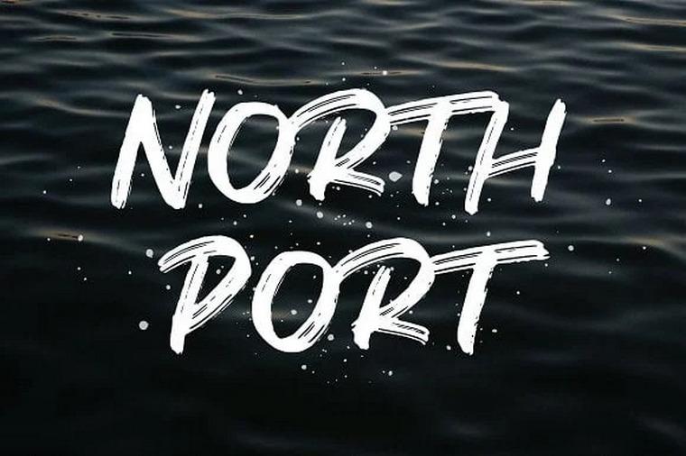 north-port-font