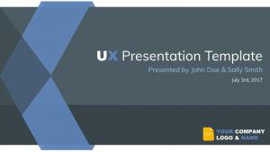 UX Slides