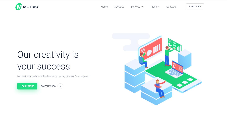 3D графика в веб дизайне