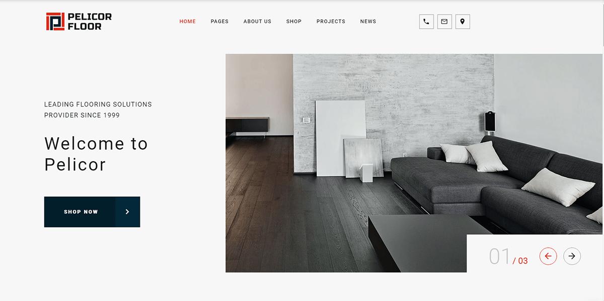 Пустое пространство в веб дизайне