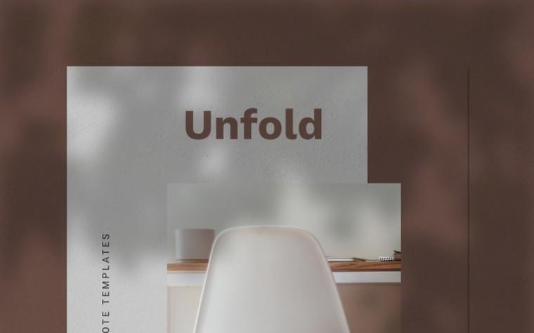 UNFOLD Keynote