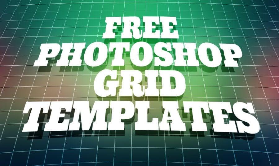 Photoshop Izgara Şablonları: Hat Üzerinden Tasarım
