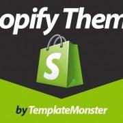 TemplateMonster Premium Tema Lansmani – Shopify Temalar
