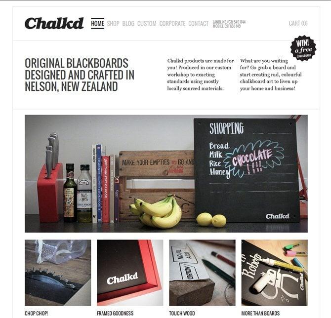 Chalkd