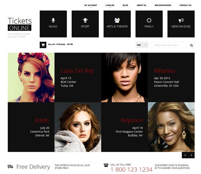 Tickets-Website-Responsive-Shopify-Theme